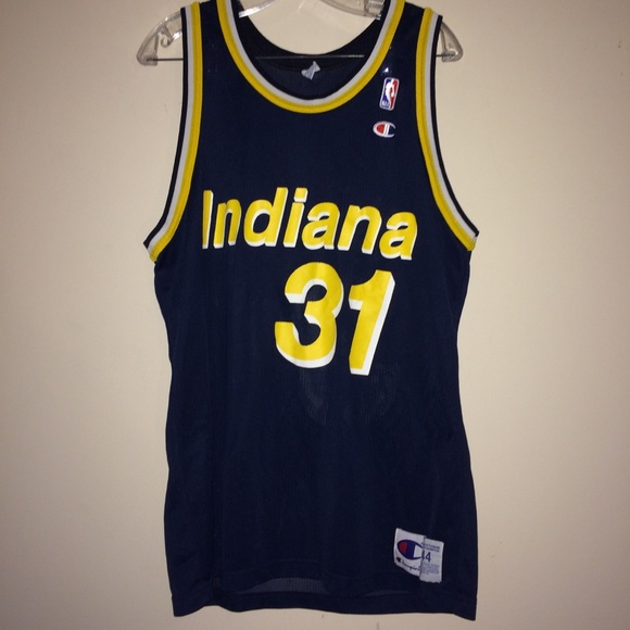 Champion Other - Reggie Miller Indiana Pacers Champion Jersey 97b9560c3